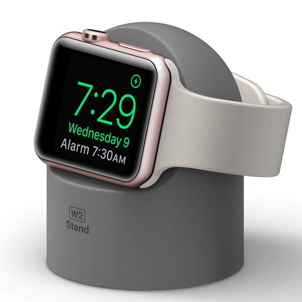 Elago W2 Stand For Apple Watch (compatible With Apple Nightstand Mode) By Vic The Trader.