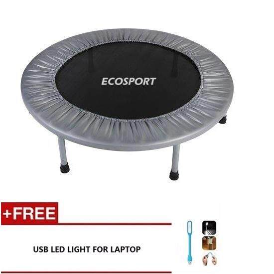 Ecosport Trampoline 40 Inch Trampoline Adult Trampoline Trampoline + Usb Led Light By Florasun.