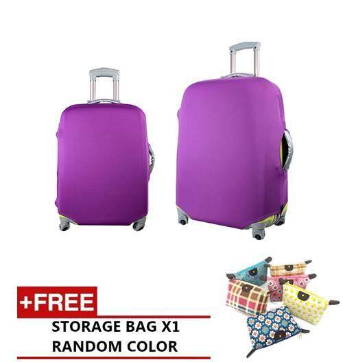 Joytour Stretchable Elastic Travel Luggage Suitcase Protective Cover 0b9cd6f1e6