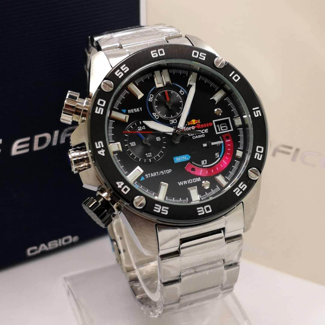Casio Edifice Watches Price In Malaysia Best Efr 529d 1a2vdf Jam Tangan Pria Stainless Steel Black Efr558d Men Watch