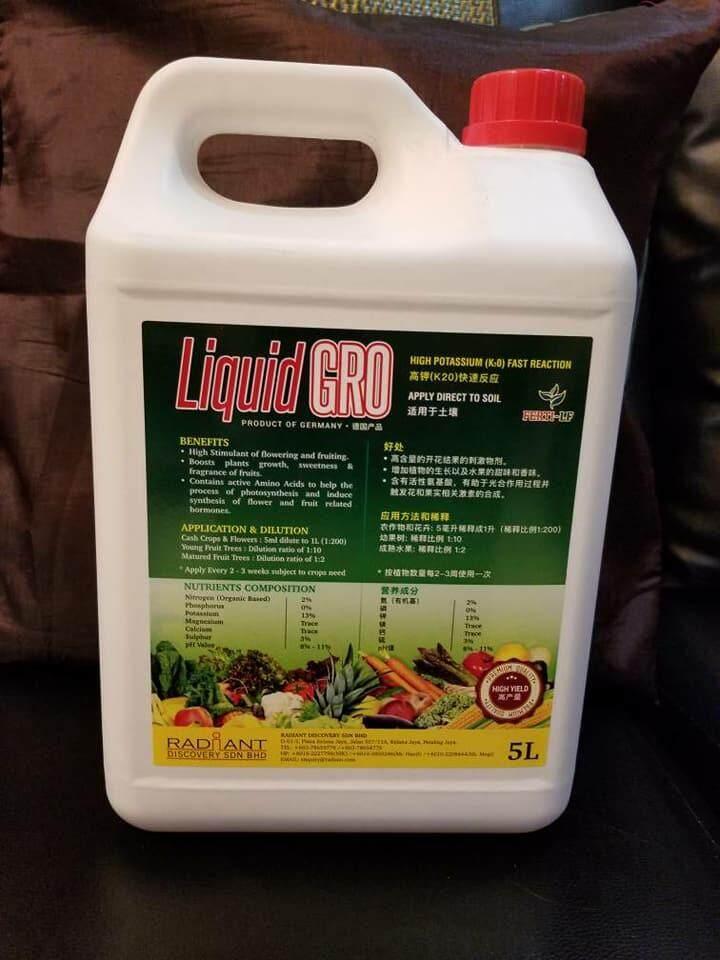 LIQUID GRO FERTI-LF (5L)