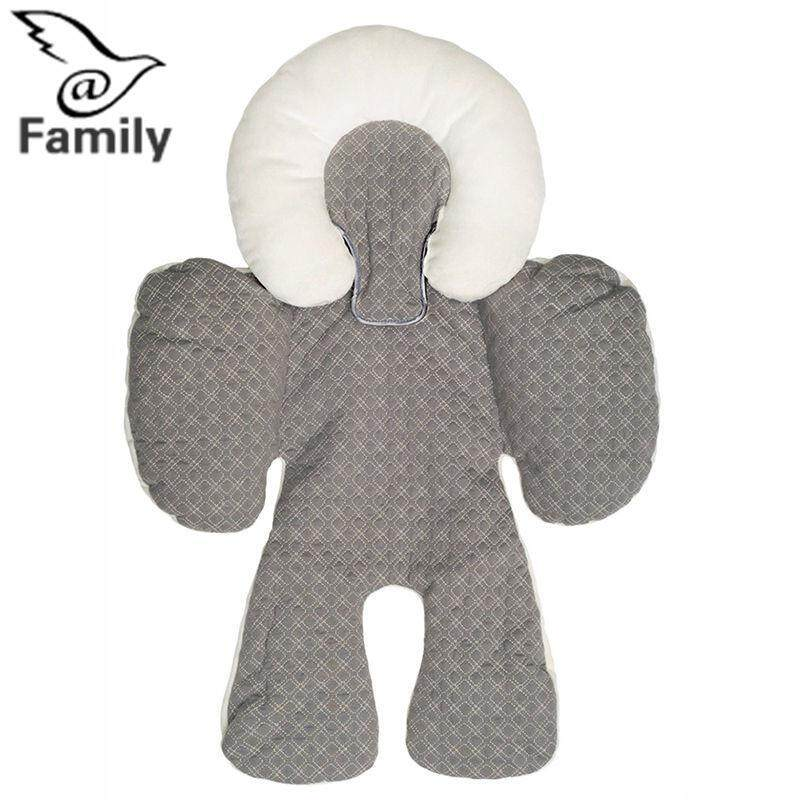 Big FamilyBaby Safety Guarantee New Safe Two Sided Baby Head Body Infant Pram