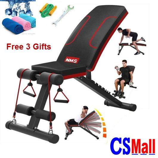 9.9 CSMall NMS Nomis Upgraded Version Gym Fitness Sit Up Dumbbell Weight Lifting 6 Pack Workout  sc 1 st  Lazada Malaysia & Weight Benches - Buy Weight Benches at Best Price in Malaysia   www ...