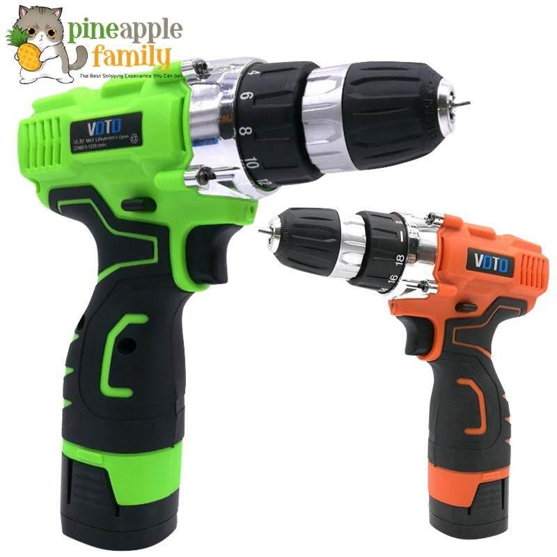 GERMANY VOTO VT601/602/603 East Tools 12V /16.8 V/ 21 V Cordless Drill Electric Screwdriver