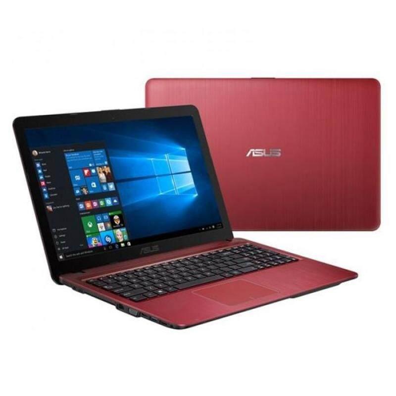 ASUS VIVOBOOK X441U-AWX323T RED (I3-6006/4GB/1TB/14/W10/1YR) + BAG Malaysia
