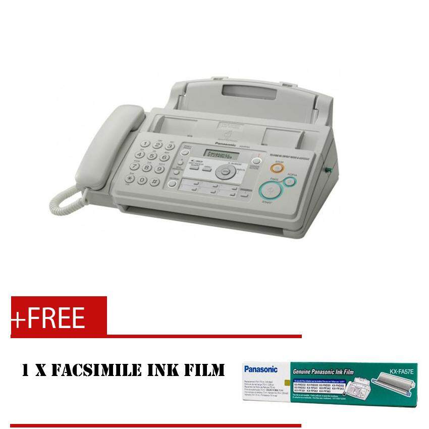 Panasonic Inkfilm Fax Machine Mono Kx-Fp701ml By Pcco.