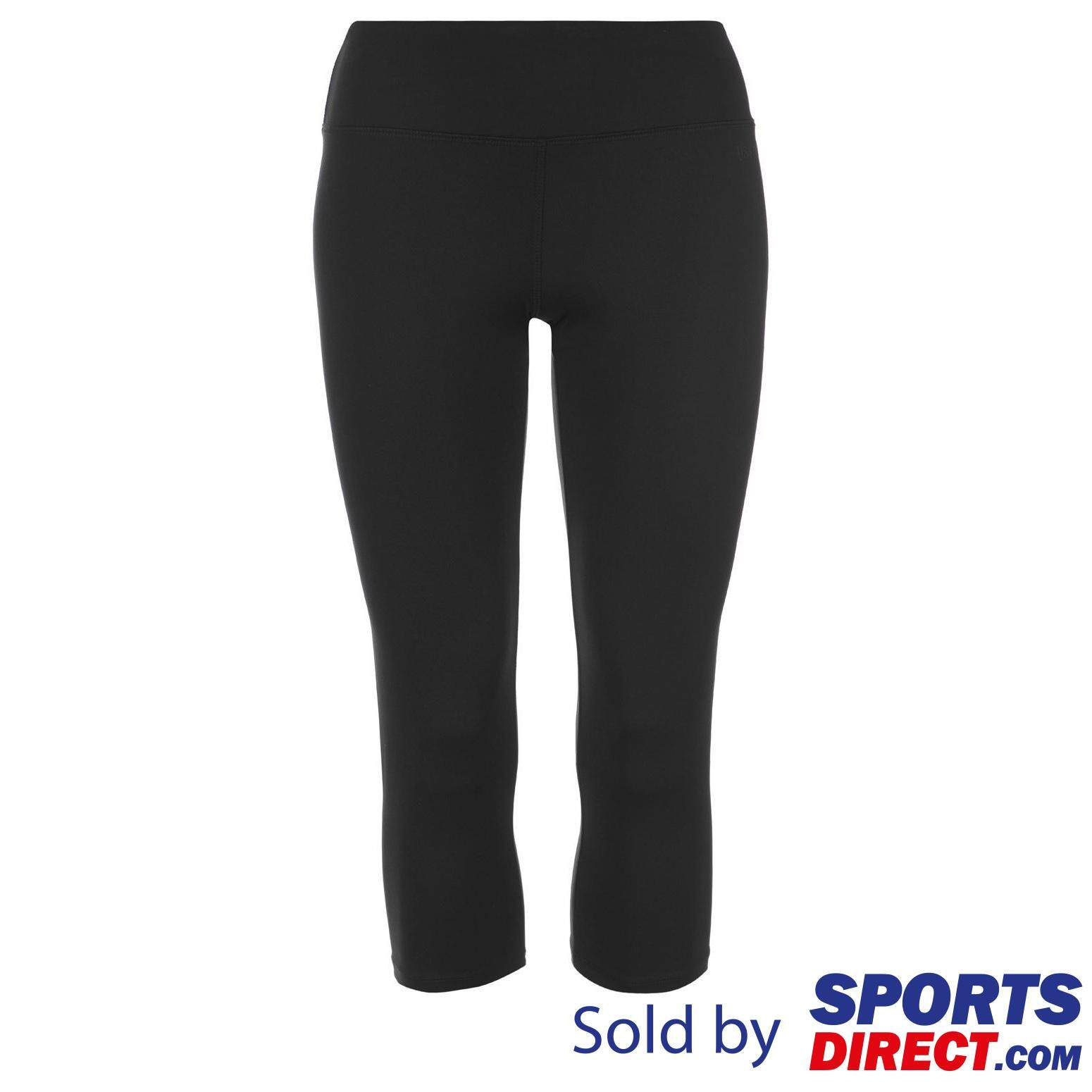 Usa Pro Womens Capri Leggings (black) By Sports Direct Mst Sdn Bhd.