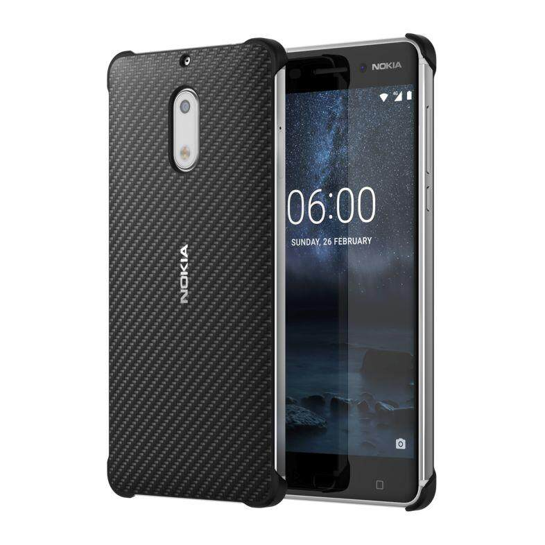 Nokia Carbon Fibre Design Case