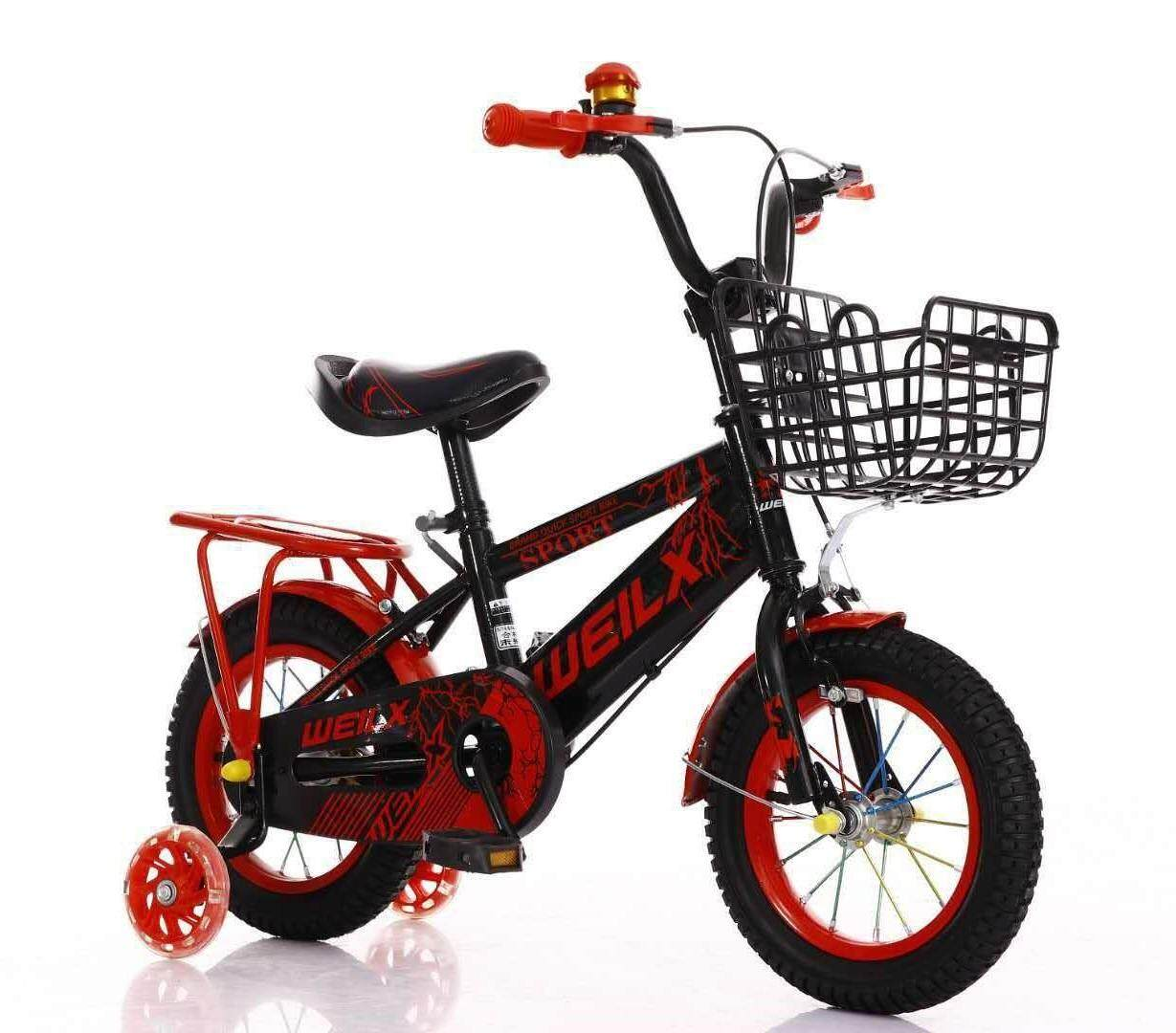 16 Inch Kids Bicycle By Power Rider.