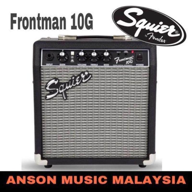 Fender Frontman 10G 10W Guitar Combo Amp Black Malaysia