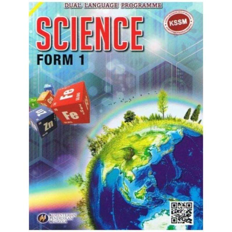 Textbook Science Form 1 - DLP Malaysia