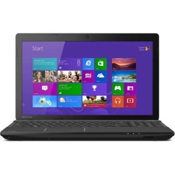 2018 Toshiba 15.6 Satellite Laptop Computer, AMD Quad-Core E2-3800 Processor, 4GB Memory, 500GB Hard Drive, DVD, HDMI, USB 3.0, Windows 8.1, Black Malaysia