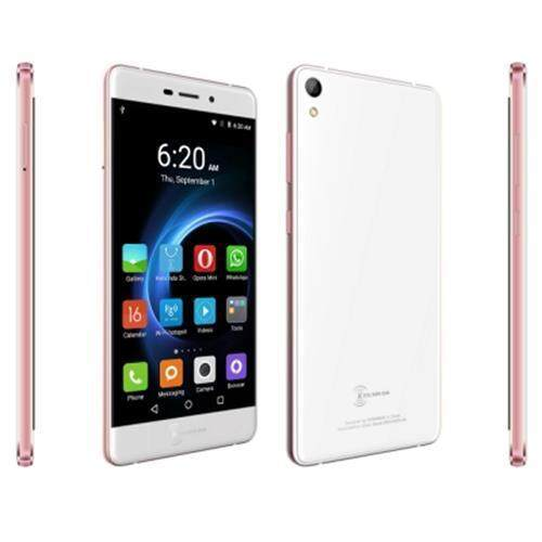 Ken Xin Da R6 5.2 Inch Android 5.1 Smartphone MTK6753 Octa Core 1.3ghz 2GB Ram 16gb Rom Corning Gorilla Glass 3 Screen Gps Dual Cameras Wifi Rose Gold