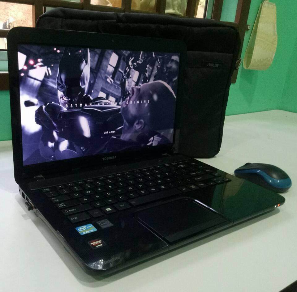 Laptop MAMPU MILIK, CORE i5 / GRAPHICS UP 4GB / RAM 4GB / HDD 500GB / FREE GAMES n BAG !!! Malaysia
