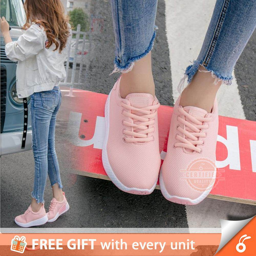 e9e63f77dfd6 1020 YOONA Korean Stylish Sport Shoes - FREE GIFT WITH EVERY UNIT