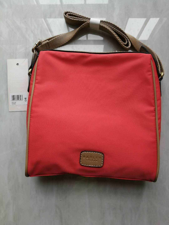 New Arrival Radley Waterproof Tarpaulin CrossBody Bag Red Black Purple  Colors 24 x 24 ab3ad0a434