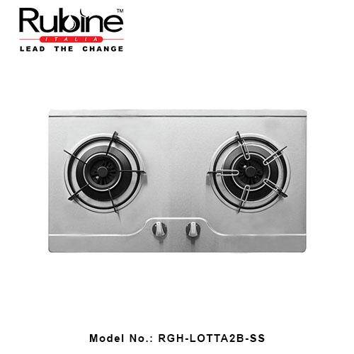 Rubine Long Lasting Durability Gas Hob Rgh Lotta2b Ss