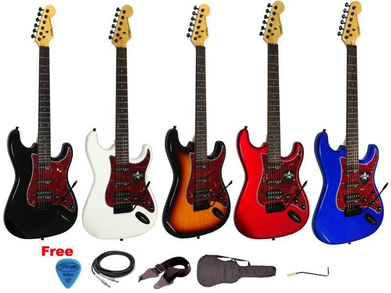 SQOE SEST210 SEST-210 Electric Guitar Malaysia