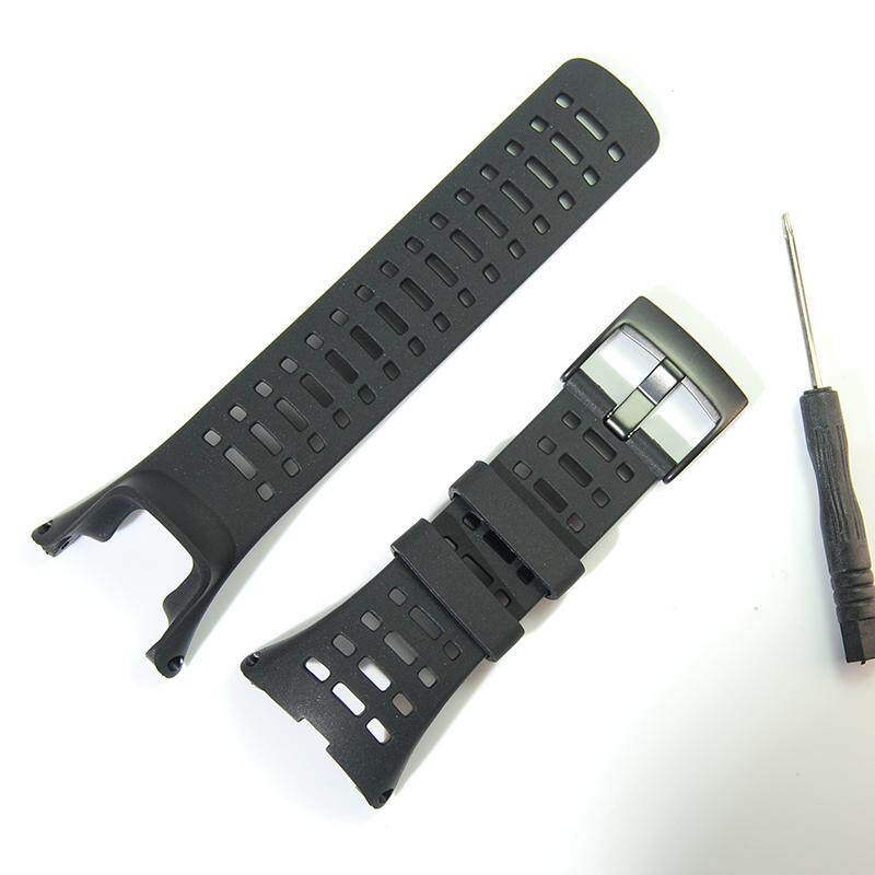 Rubber Watch Replacement Band Strap For Suunto Ambit 3 Peak / Ambit 2 Malaysia