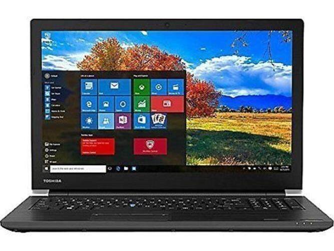 2018 TOSHIBA Tecra A50 15.6 HD Business Laptop Computer, Intel Core i7-7500U up to 3.50GHz, 16GB DDR4, 256GB M.2 SSD, DVD±RW, HDMI, 802.11ac, Bluetooth, TPM 2.0, USB 3.0, Windows 10 Professional Malaysia
