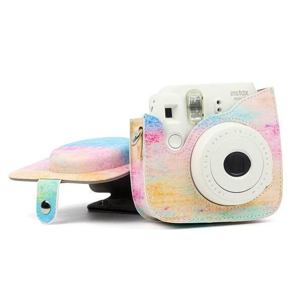 PU Leather Camera Bag Protective Case for Fujifilm Instax Mini 8/ 8+/ 9