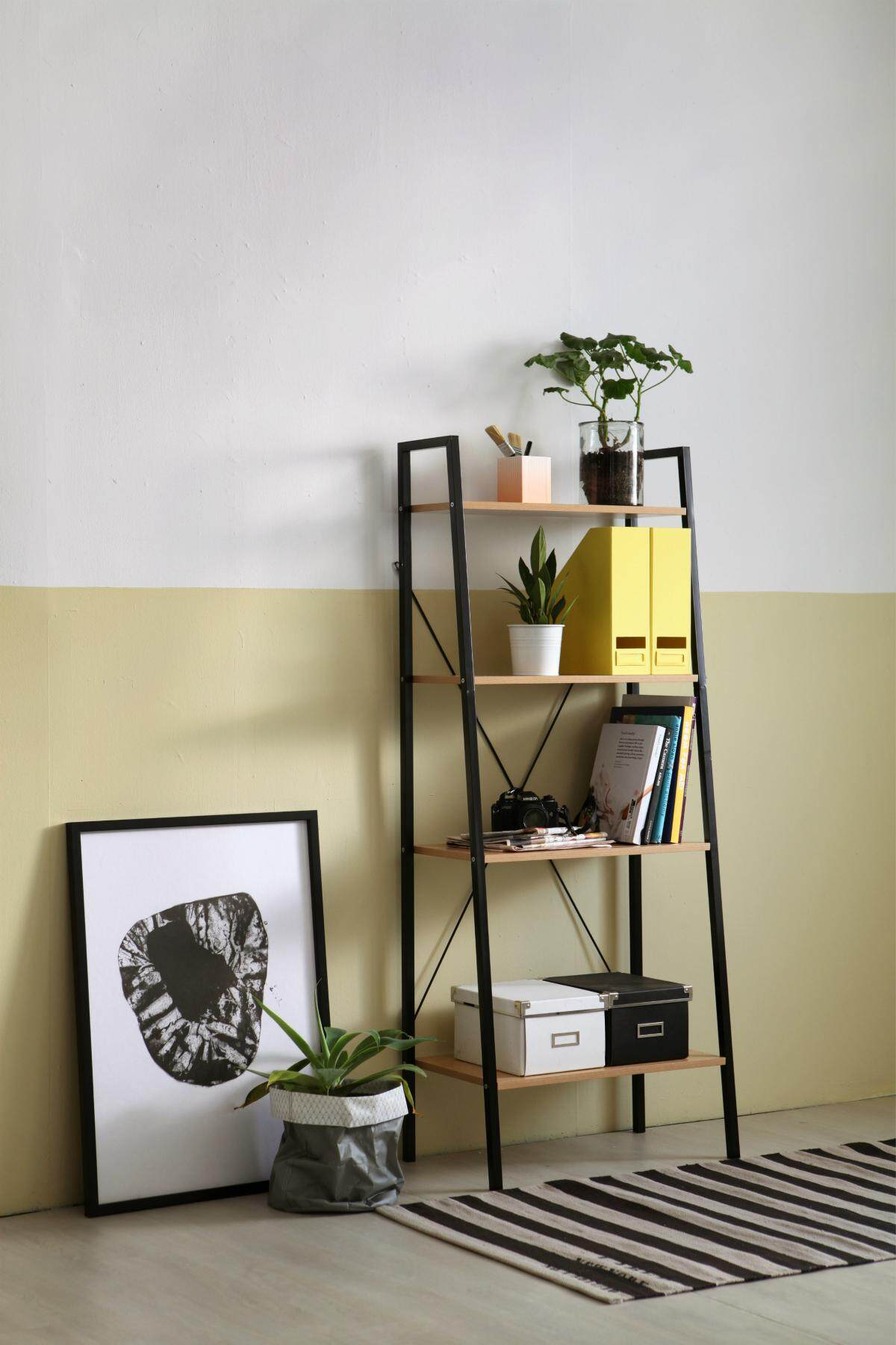 Okura 4 Tier Multipurpose Shelf Home Living Office By Okura.