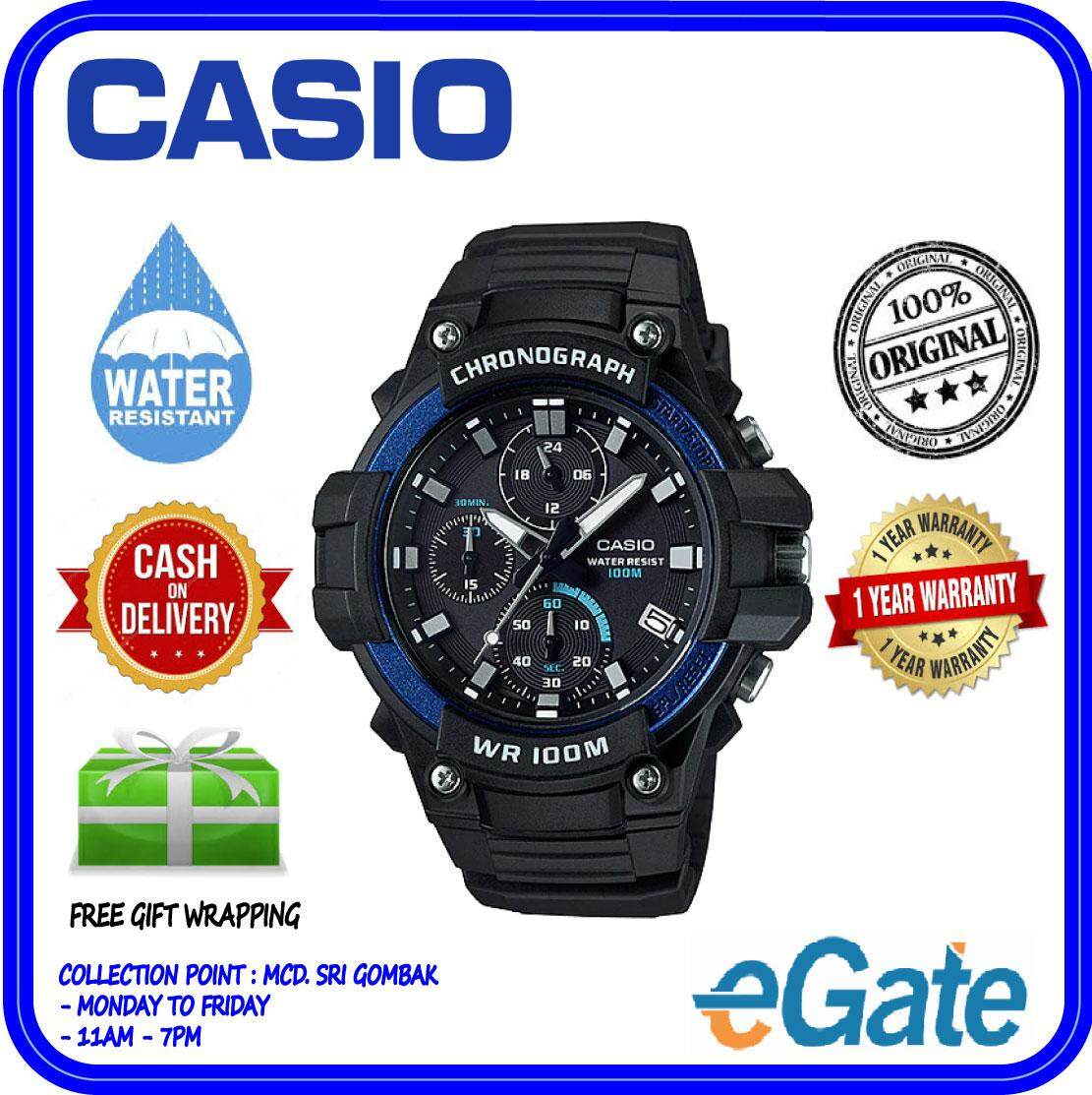 Casio Products For The Best Price In Malaysia G Shock Series Ga 100 Jam Tangan Pria Strap Resin Mcw 110h 2av Men Analog Chronograph Date Display Classic Black Blue Case