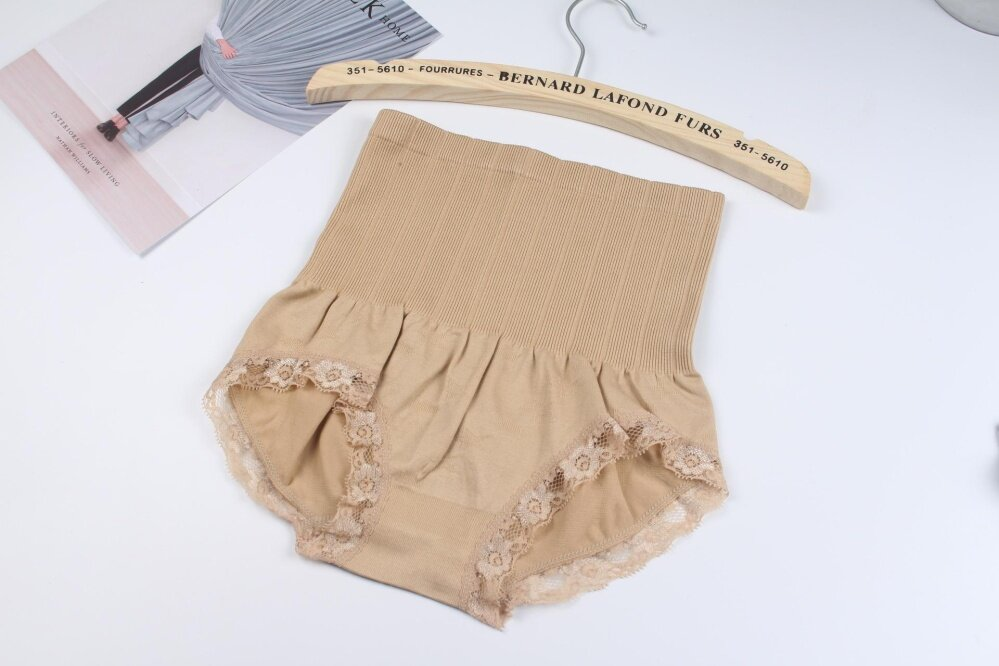 21cffea2e2d84 Groboc of MUNAFIE (Japan) Seamless High Waist Panties - Free Size