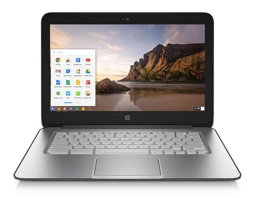 Refurbished HP 14 - SMB Chromebook 14 2955U 1.40 GHz 4GB RAM 16GB HDD Chromebook (Black) Malaysia