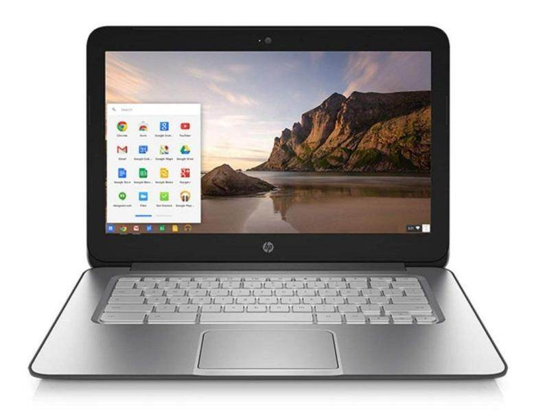 Refurbished HP 14 - SMB Chromebook 14 2955U 1.40 GHz 4GB RAM 16GB HDD Chromebook (Black) Malaysia