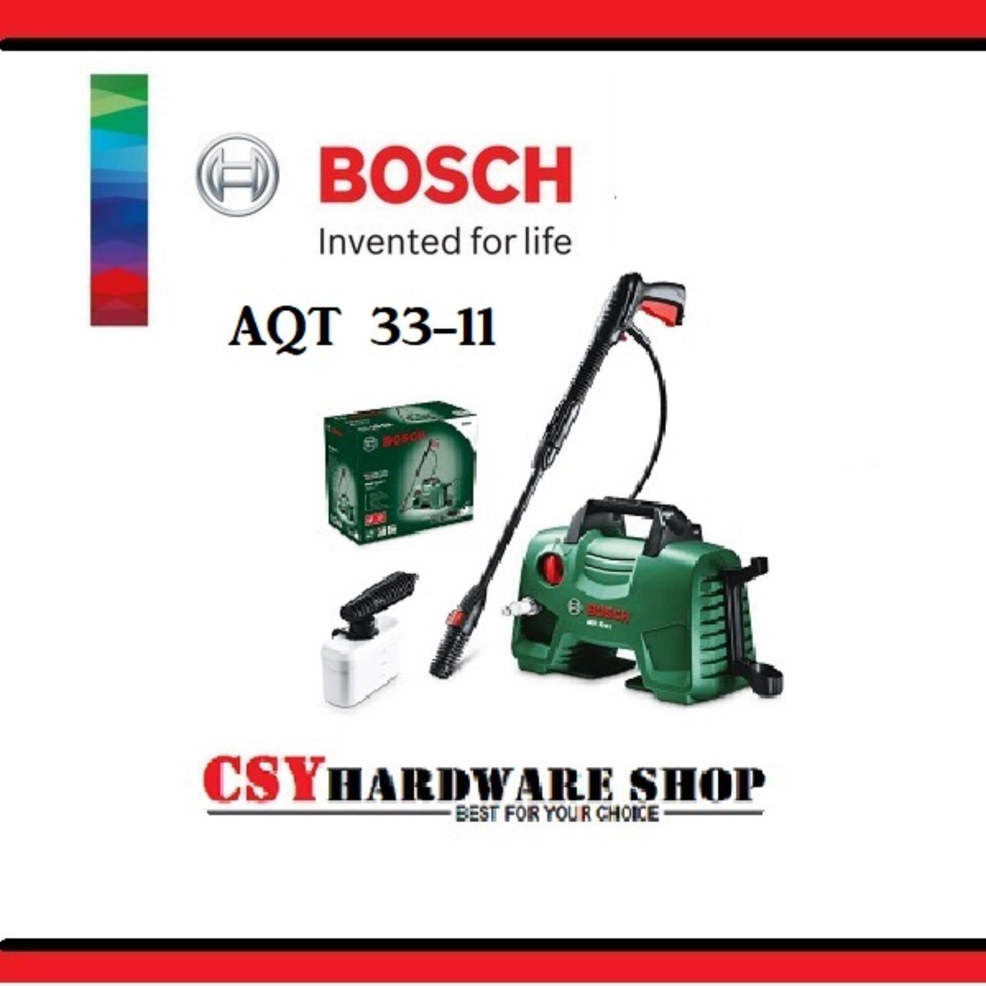 Sell Bosch Aqt 45 Cheapest Best Quality My Store High Pressure Washer Aquatak Aqt33 11 Myr 370 Power Tools 33