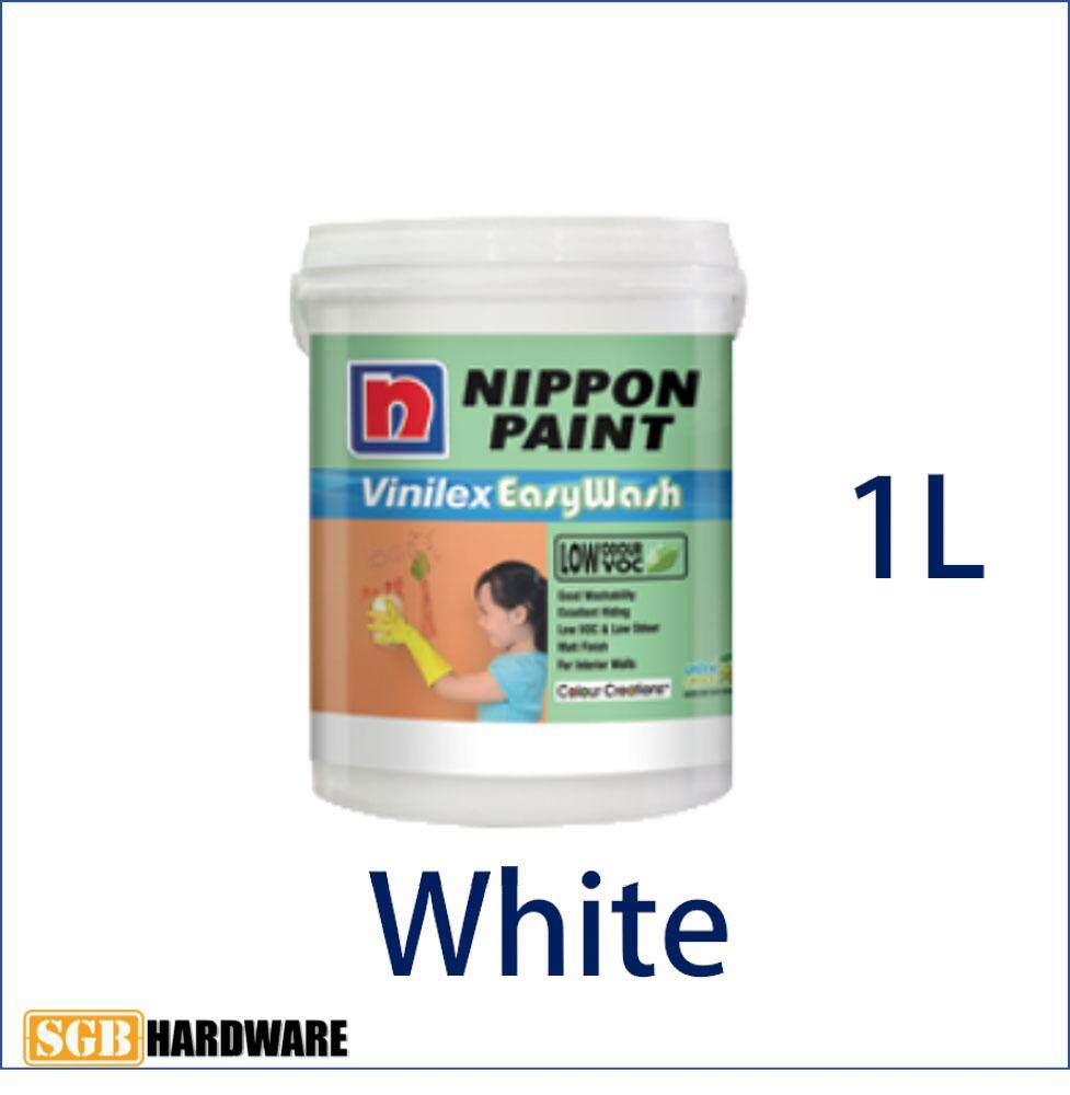 1L NIPPON VANILEX EASYWASH (WHITE)