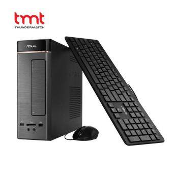 Asus K20CE-MY003T Desktop PC  Pentium N3700  2GB  500GB  DVDRW  W10 Silver