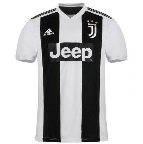 Juventus Home Jersey 2018 2019 SerieA Jersey 18 19 Football Jersey Adult ca72c69b6