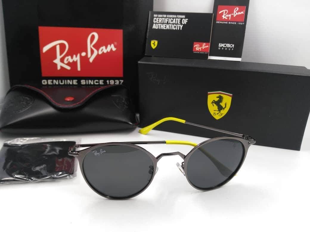 Scuderia-Ferrari Sunglasses Collection R.b-2448mf By Khanztech.