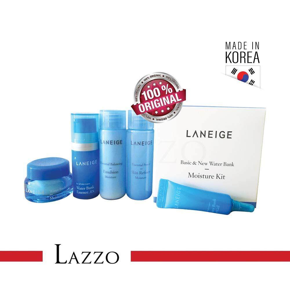 Sell Laneige New Water Cheapest Best Quality My Store Original Korea Trial Kit Sample Basic Care Moisture 2 Items Myr 70 Bank 5 100 Originalmyr70