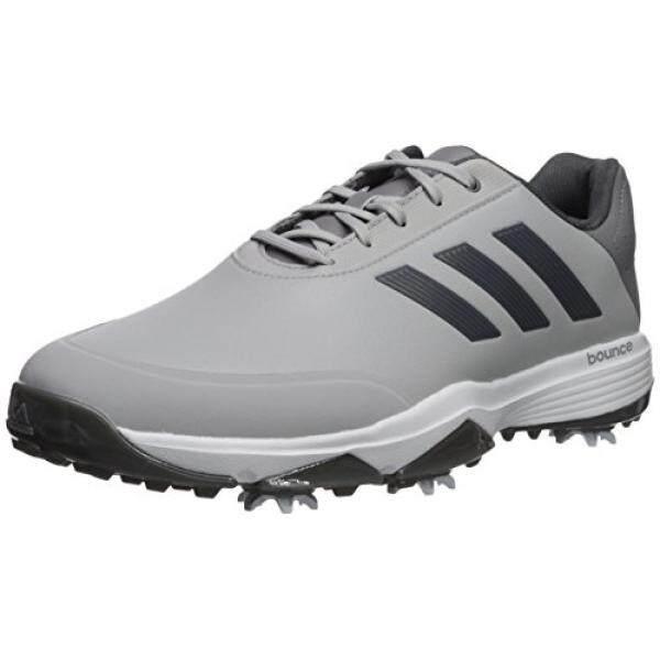 brand new bb7b6 bdd10 ... pretty cool 6f96e 492d7 adidas Mens Adipower Bounce WD Golf Shoe, Grey  Two Grey Five ...