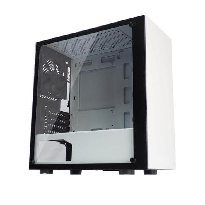 [CAS]Tecware Nexus M mATX Case Tempered Glass - White Malaysia
