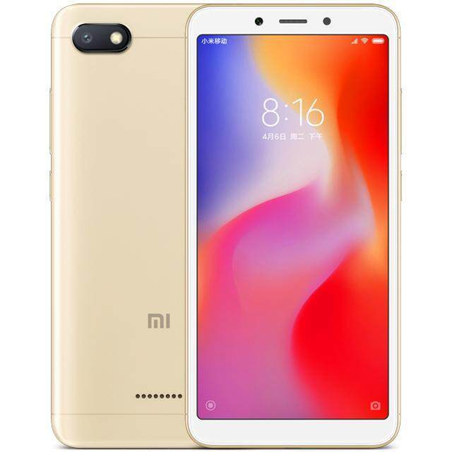 Xiaomi Redmi 6A (2GB+16GB ROM) Original Imported Set