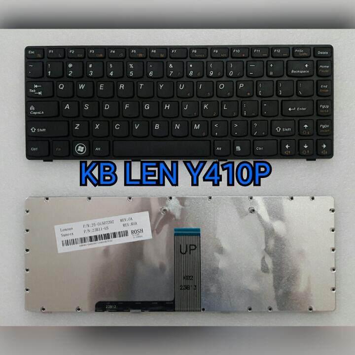 LENOVO IdeaPad Y400 Y400P Y410 Y410N Y430P Y410P Y400N Keyboard Malaysia