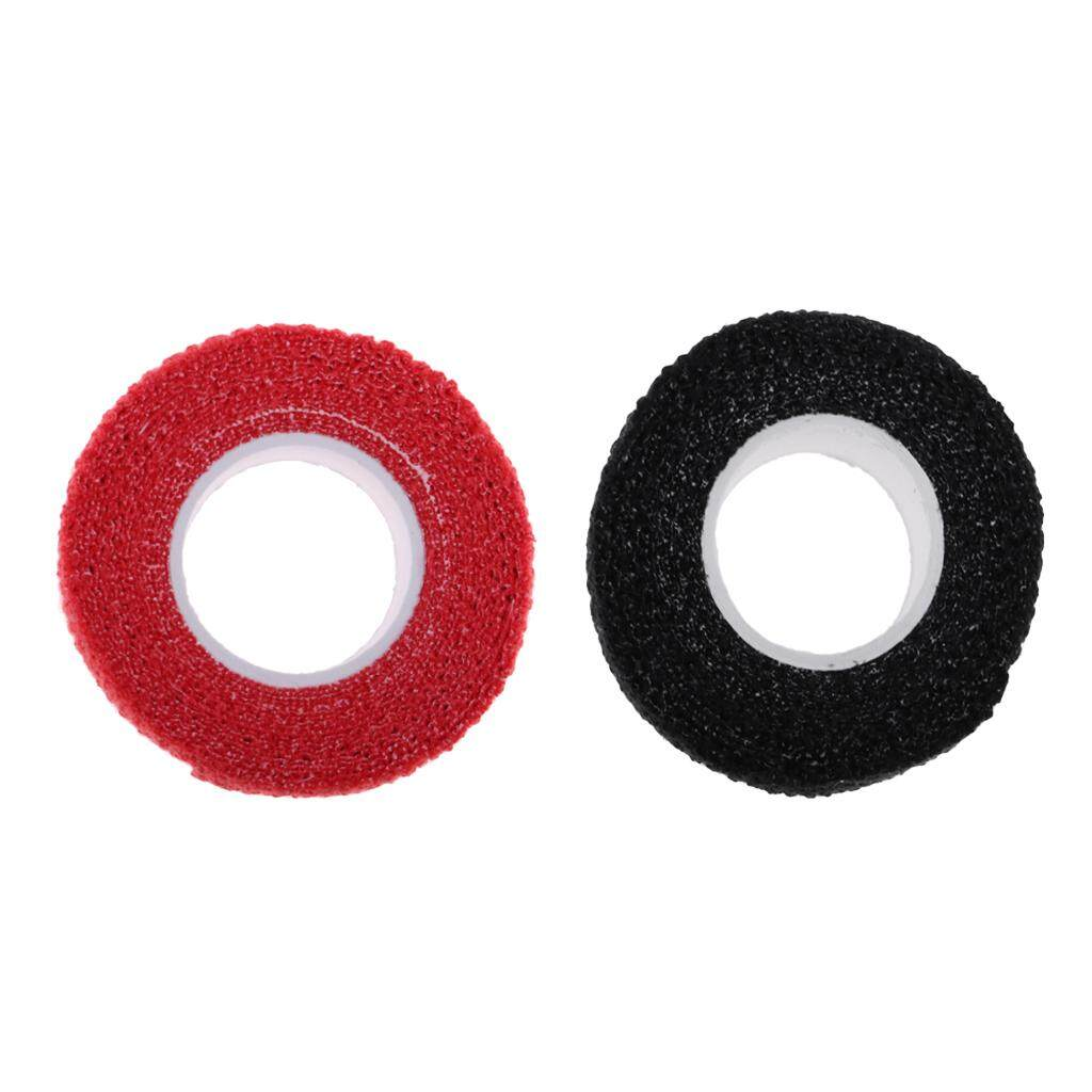 Flameer 2 Pieces Anti-Skid Adhesive Golf Golfer Finger Wrap Grip Compression Tape By Flameer.