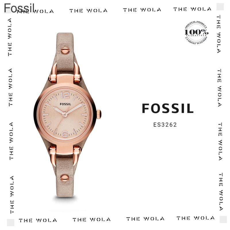 FOSSIL CASUAL WOMEN WATCH ES3262 Original & Genuine (2 Years Warranty) Malaysia