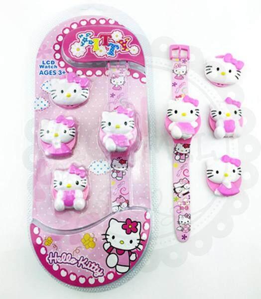 Comel Hello Kitty Toy Watch Malaysia