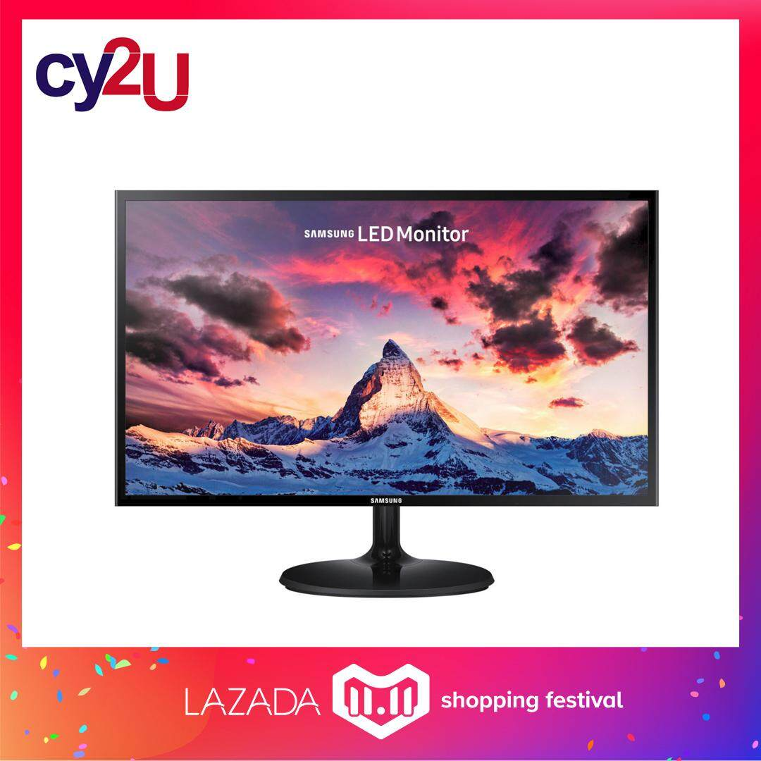 SAMSUNG LS27F350FHEXXM 27 INCH FULL HD WIDESCREEN LED MONITOR WITH ULTRA SLIM DESIGN Malaysia