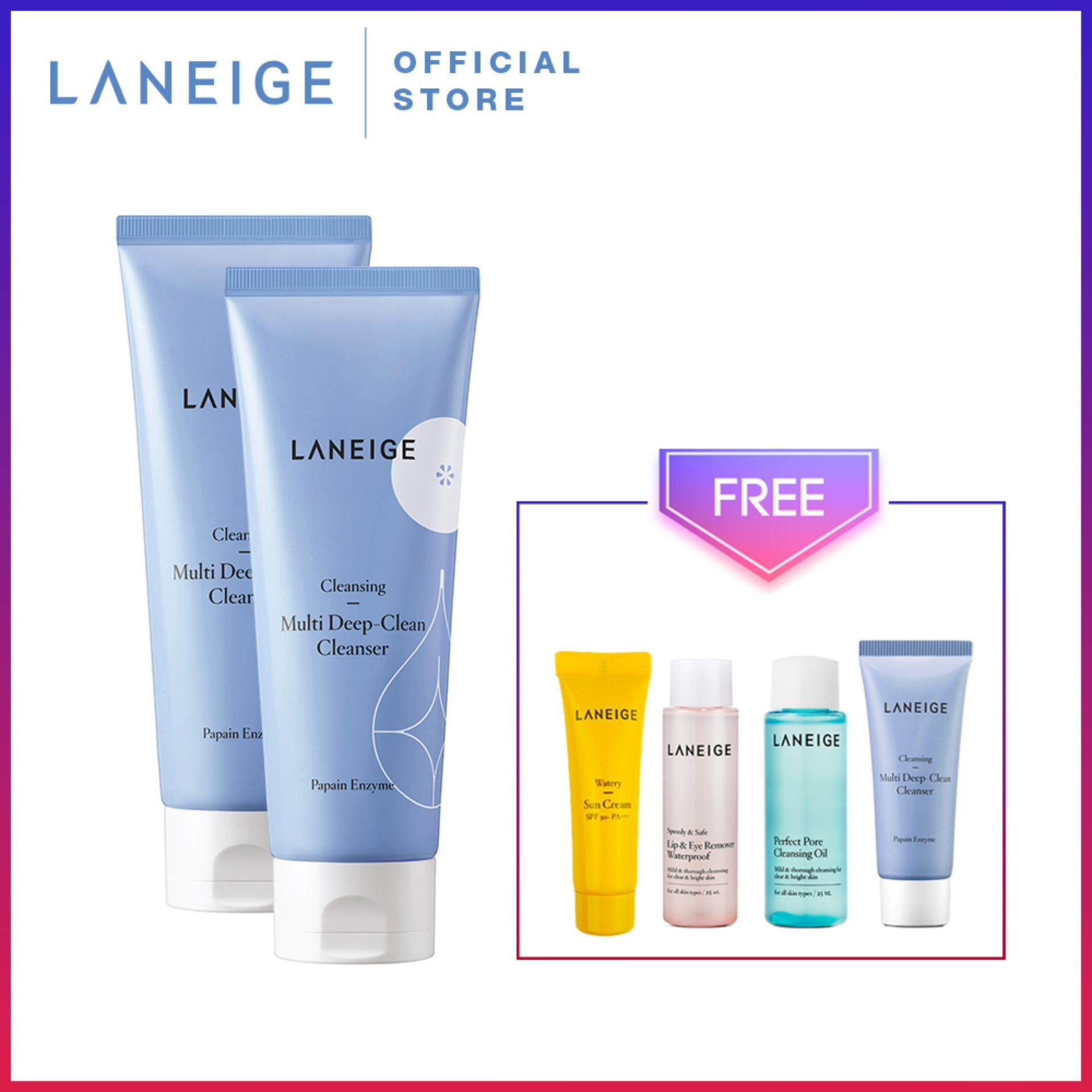 Sell 100 Ori Laneige Cheapest Best Quality My Store Original Multi Cleanser Ex 100ml Myr 200