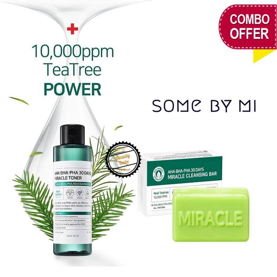 Somebymi Miracle Toner Some By Mi Soap Bar Ready Stock