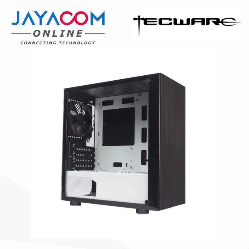 TECWARE NEXUS TG ATX GAMING CASING (WHITE , BLACK , BLACK/WHITE) Malaysia