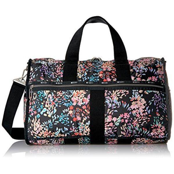 Lesportsac Womens Essential Weekender Flower Fling C