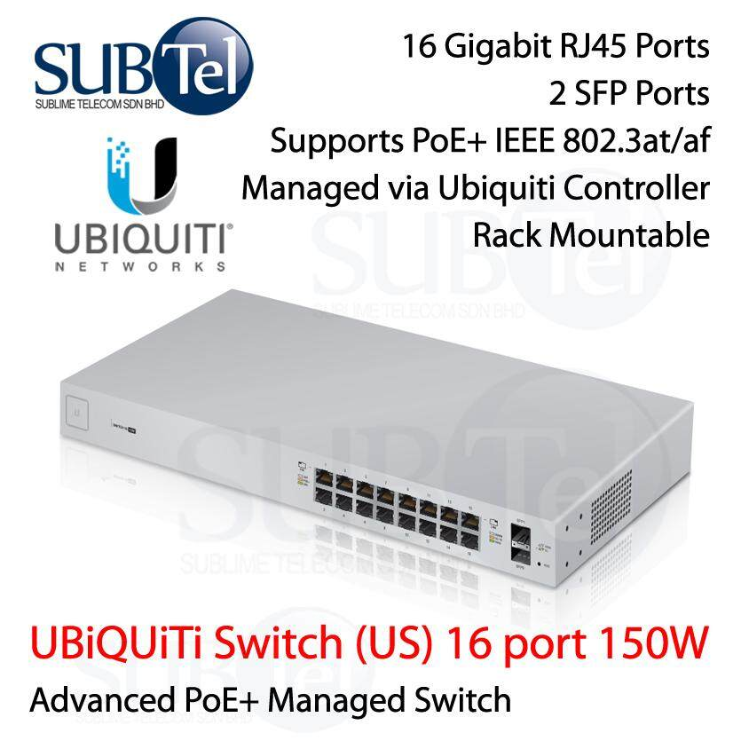 Ubiquiti Networks - Buy Ubiquiti Networks at Best Price in Malaysia