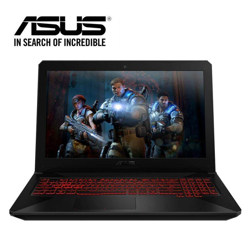 Asus TUF FX504G-DDM091T Gaming Laptop (i5-8300H/4GB D4/1TB SSHD/NVD GTX1050 4GB/15.6FHD/W10) Malaysia
